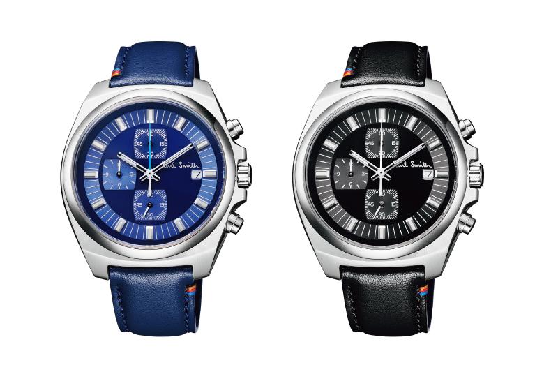 ポールスミス新作腕時計