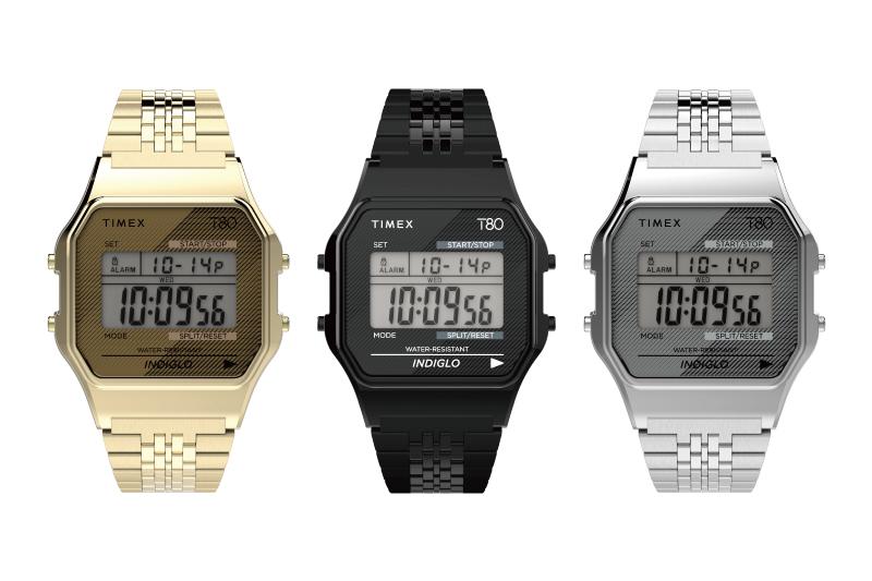 TIMEX T80デジタル